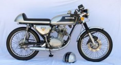 another cg125/cb125? cafe racer