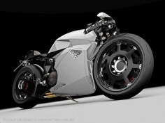 Big Battery Naked SE - Design Concept by Paolo De Giusti at
