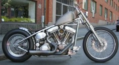 bikes, bobbers, and cars : Photo