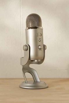 blue yeti microphone instructions