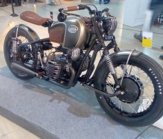 BMW Bobber > amazing Ride