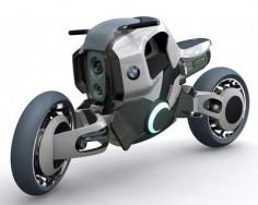 bmw m bike concept on behance. Black Bedroom Furniture Sets. Home Design Ideas