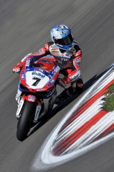 Carlos Checa Ducati