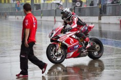 Carlos Checa in World Superbikes: Practice