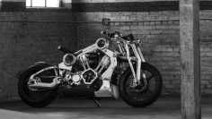 Confederate Motorcycles | The Art of Rebellion