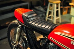 Counter Balance Motorcycles: Honda Cb 360 Cafe Racer