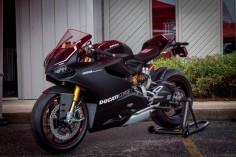 Motorcycle Ducati Indianapolis