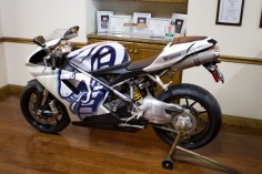 Ducati 848 Custom paint - Google Search