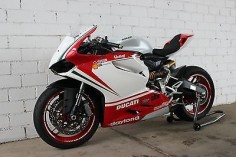 Ducati 899 Panigale ABS Road & Track as Motorcycle in Eschborn