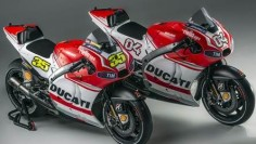 Ducati Desmosedici GP14 Technical Specifications