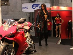 ducati fashion show | Ducati Brought Its Best Looking Models ...