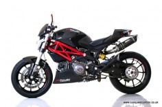 Ducati Monster 696/796/1100 Custom
