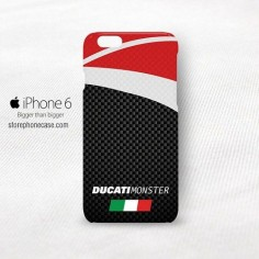 Ducati Monster - iPhone 6 (3D) Cover Case