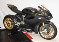 Ducati Panigale WRS Carbon