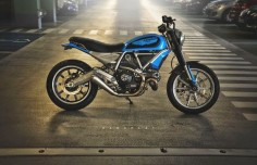 FCR 2015 Ducati Scrambler ~ Return of the Cafe Racers