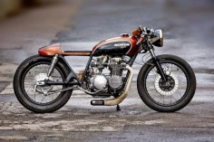 For Motorcycle fans: Honda