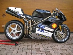 For sale: Ducati 996RS NCR. ()