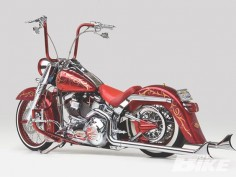 Harley-Davidson Fat Boy Chicano  Sooo Cool !!