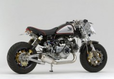 Honda Super Monkey Bike! « Motorcycle Photo Of The Day