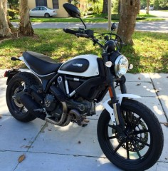 In black and  | Ducati Scrambler Forum
