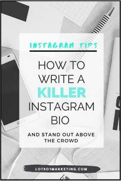 How to Craft the Best Instagram Bios for Businesses