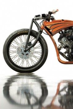 Jesse Rooke Customs | Designs. Those forks!!