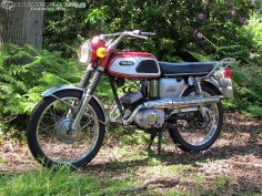 Memorable Motorcycle: Yamaha AS1C 125 - Motorcycle USA