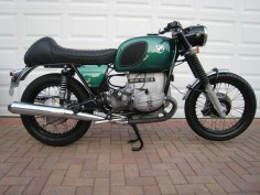 Mike Pattersons 1974 BMW R90/6 Motorcycle Restoration Project