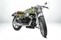 MOTO GUZZI 850 - SOUTH GARAGE - ROCKETGARAGE
