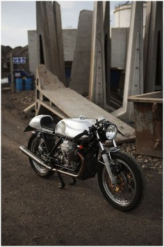 Moto Guzzi 850 T3 6 Moto Guzzi 850 T3. Guzzi's seem perfect for customising.