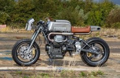 Moto Guzzi Foundry MC The Pipeline