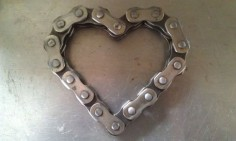 Motocross Heart. $, via Etsy.