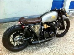 Nice #caferacer #motorcycles |