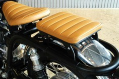 Nice details about solo seat conversion from Ritmo Sereno.
