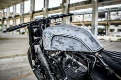Pixel Perfect: Rough Crafts' Harley Forty-Eight | Bike EXIF