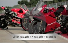 Quick Look: Ducati Panigale R and Panigale R Superbike
