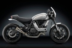 Rizoma Ducati Scrambler Cafe Racer ~ Return of the Cafe Racers