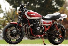 RocketGarage Cafe Racer: RCM-347 / Z-1