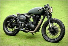 Royal Enfield Bobber | Rajputana Customs - Grease n Gasoline