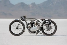 Rudge 'Bitsa' This remarkably elegant