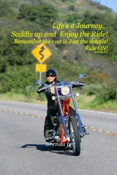 Saddle up and enjoy the ride!