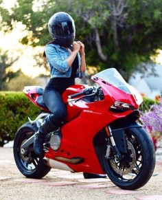 someday i will ride my own