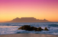 "Table Mountain, Cape Town, South Africa. Table Mountain was declared 1 of the ""New 7 Natural Wonders of the World"" in 2011."