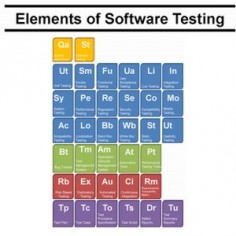 The Elements of Software Testing - all of the steps, methodologies, techniques, tools, and types associated with software testing and quality assurance, in one simple and convenient cheat sheet care of QualiTest Group!
