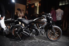 The New 2016 Ducati Scrambler Italia Independent and Matching Sunglasses
