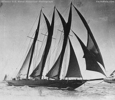 "The Schooner ""Atlantic"" 1941"