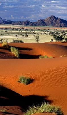 Tok Tokkie Trail Camp, Namib Desert, Namibia. If not you, then who? It starts with vision, then comes belief.