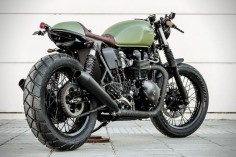 Triumph Thruxton Lady Speed By Macco Motors