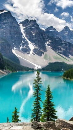 Valley of the Ten Peaks, Banff National Park, Canada ❤