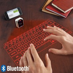 Virtual Keyboard, mmmm, all i want for Christmas is this and another 3000 things, give or take :-)